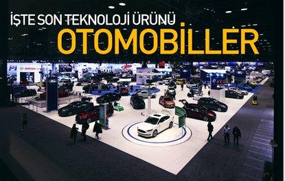İşte son teknoloji ürünü otomobiller