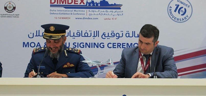 TURKEYS BAYKAR TO EXPORT ARMED UAVS TO QATAR
