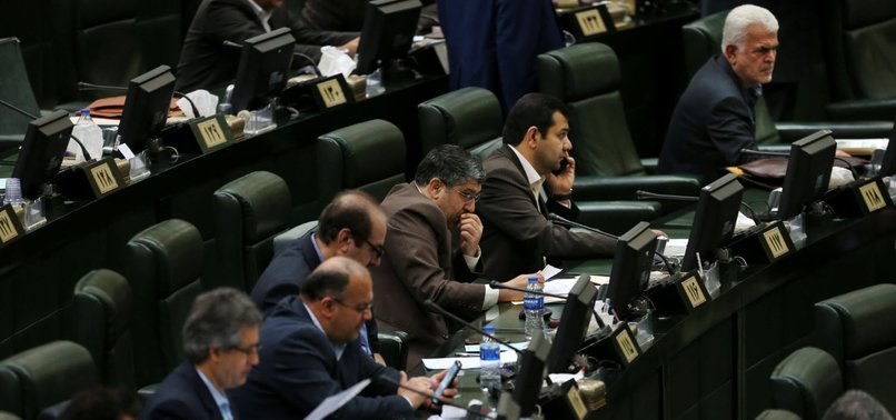 IRANIAN PARLIAMENT LABELS ENTIRE US MILITARY AS TERRORIST