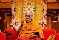 Dalai Lama condemns Islamophobia, says no such thing as 'Muslim terrorist'