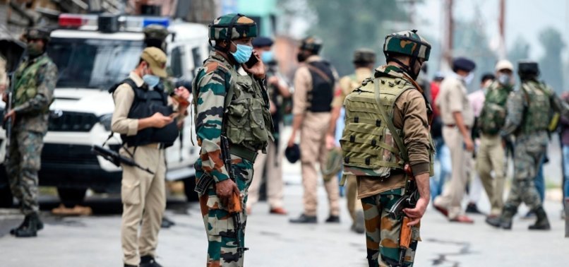 ONE IN FIVE AT KASHMIR JAIL TESTS POSITIVE AS INDIA COVID CASES SOAR