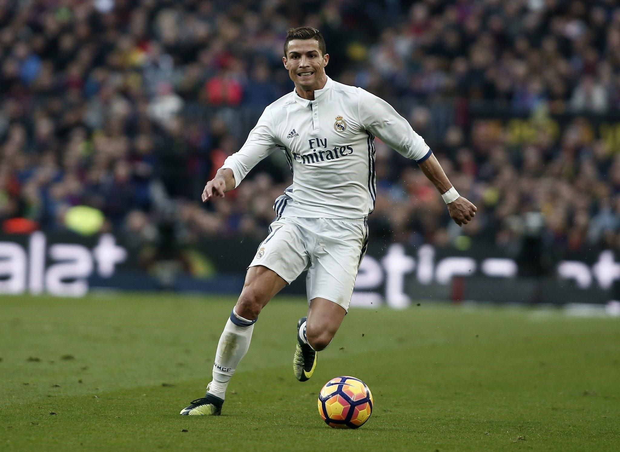 Cristiano Ronaldo. (AA Photo)
