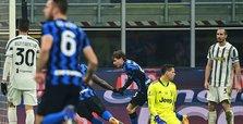 Juve's title run at risk following 2-0 loss at Inter Milan