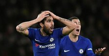 Chelsea's Fabregas, Cahill out of Norwich clash, says Conte