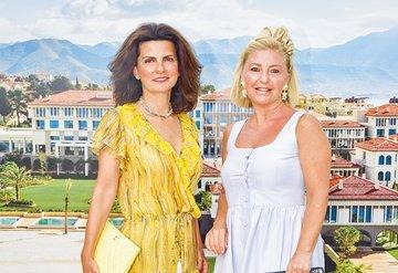 Karadağ'daki otele Bodrum'da davet