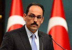 Cumhurbaşkanlığı Sözcüsü brahim Kalın'ın açıkladı:El Bab'a girildi!
