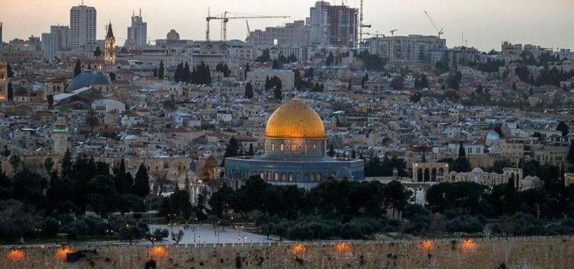 ISRAELI POLICE RESTRICT ENTRY OF MUSLIMS TO AQSA MOSQUE
