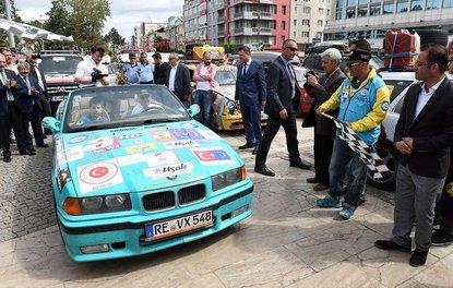 Allgaeu Orient Dostluk ve Barış Rallisi 2017 sona erdi