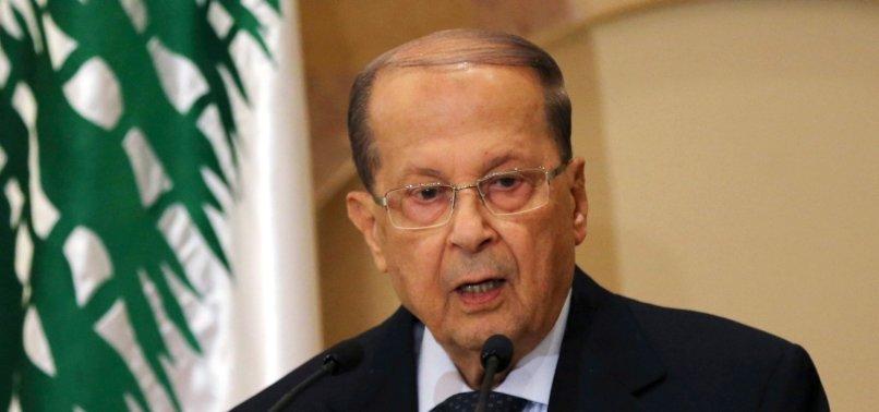 ISRAELS ATTACKS VIOLATE UNSC RESOLUTION: LEBANON