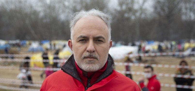 TURKISH RED CRESCENT TO SEND AID TO BLAST-HIT LEBANON