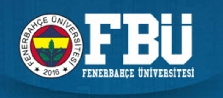 Fenerbahçe Üniversitesi akademik kadro ilanı