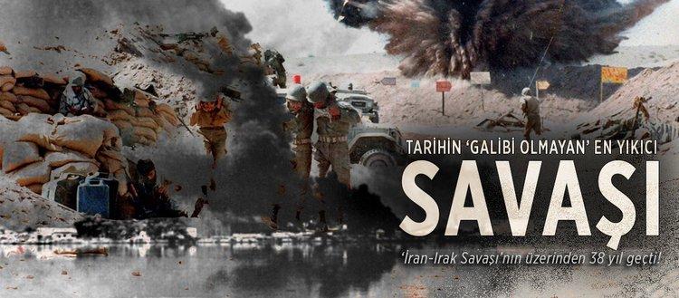 'İran-Irak Savaşı'nın üzerinden 38 yıl geçti(23Eylül2018 )