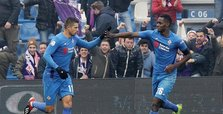 Mirallas nets late as Fiorentina draws 3-3 at Sassuolo