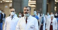 Turkey's active novel coronavirus cases fall to 30,000 - ministry