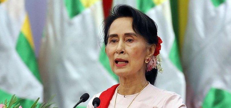 U.S. HOLOCAUST MUSEUM RESCINDS AWARD TO MYANMARS SUU KYI