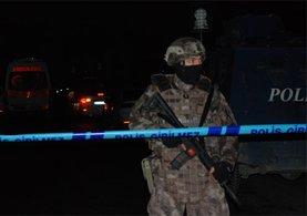 Gaziosmanpaşa'da şüpheliler ve polis arasında çatışma: 1 ölü, 1 yaralı