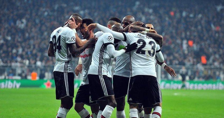 Beşiktaş, Avrupada rekorları ele geçirmeye başladı