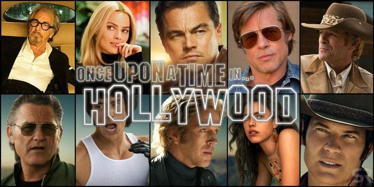 Once Upon a Time in Hollywood: Kim kimi canlandırıyor?