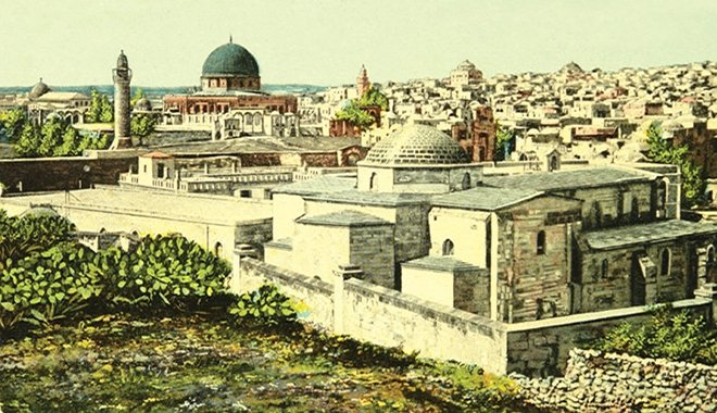 Siyonizmin kanlı hedefleri için Osmanlı'dan kopardılar!(10 Aralık 2018)