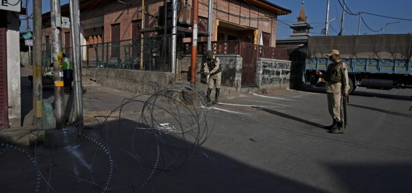 INDIA'S KASHMIR ACT AIMS TO DISEMPOWER, EXCLUDE LOCAL POPULATION
