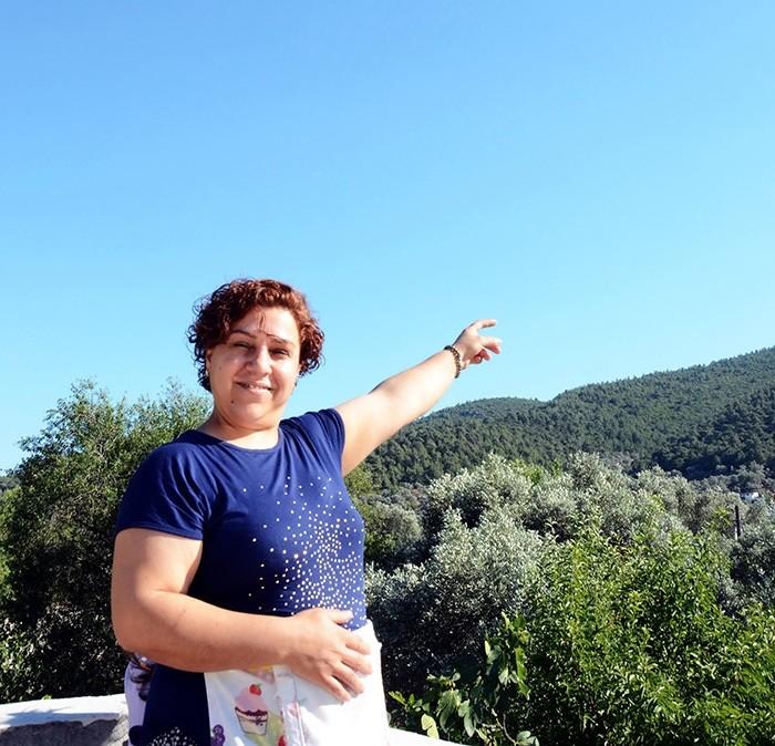 Necla Karaca (DHA Photo)