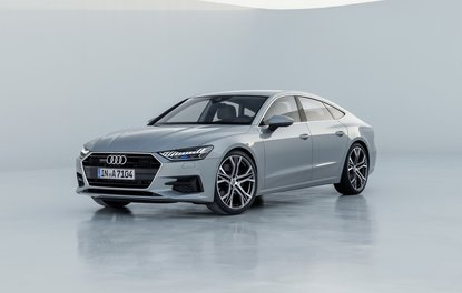 İşte yeni Audi A7 Sportback