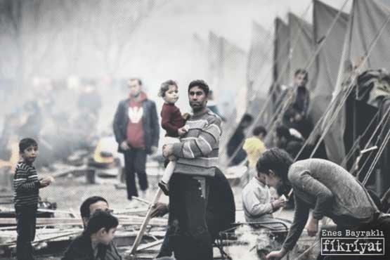 Mülteci meselesini kim kaşıyor? (14 Ocak2019 )