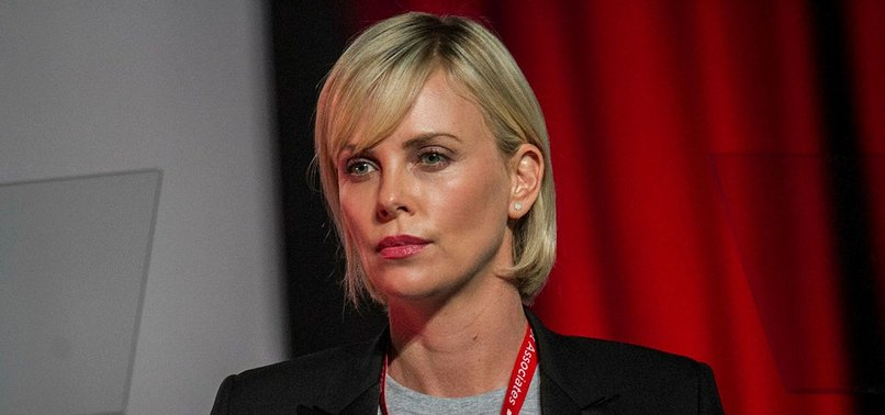 CHARLIZE THERON SINGS PRAISES OF TURKISH BAKLAVA