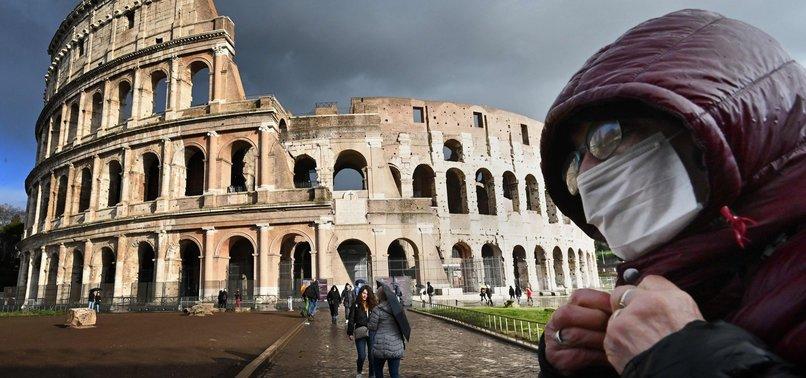 ITALYS RECORDS 78 NEW CORONAVIRUS DEATHS, 397 NEW CASES