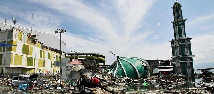 Dünyada 2018'deki doğal afetlerin bilançosu ağır oldu