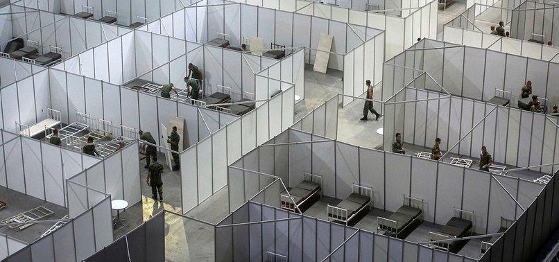 SERBIA RETURNS TO WEEKEND LOCKDOWN AFTER VIRUS SURGE