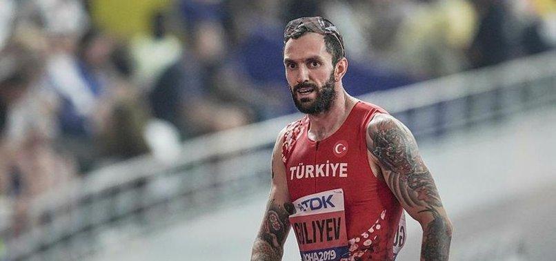 TURKEYS GULIYEV ADVANCES TO WORLD ATHLETICS FINAL