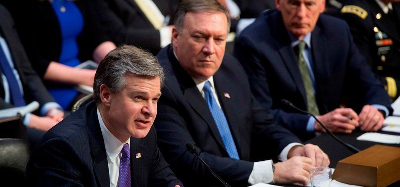 US INTEL SEES SIGNS OF RUSSIAN MEDDLING IN MIDTERM ELECTIONS