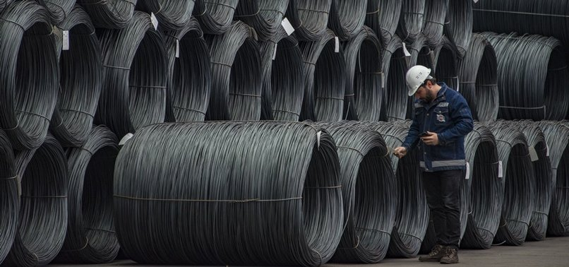 TURKEYS CRUDE STEEL OUTPUT AT 2.9M TONS IN JULY