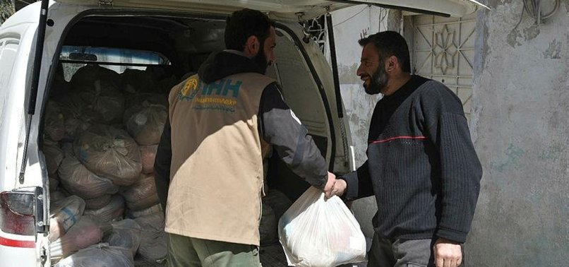 IHH SENDS AID TO MEDICAL TEAMS IN SYRIA'S EASTERN GHOUTA