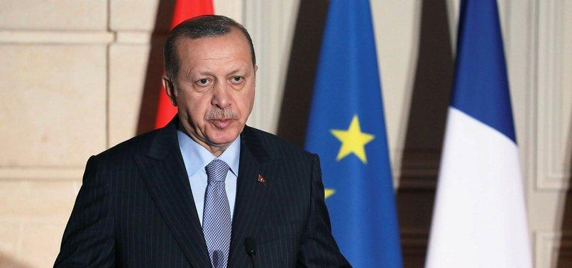TURKEY WILL NOT BEG EUROPEAN UNION FOR FULL MEMBERSHIP, ERDOĞAN SAYS