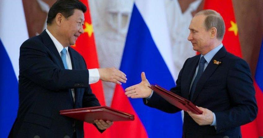 Cumhurbaşkanı Erdoğan'ın çıkışına Çin ve Rusya'dan yanıt geldi
