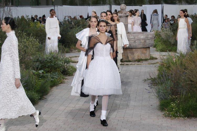 Chanel Haute Couture İlkbahar/Yaz 2020