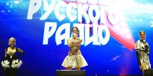 Fabrika ve Eva Polna EXPO'da konser verdi