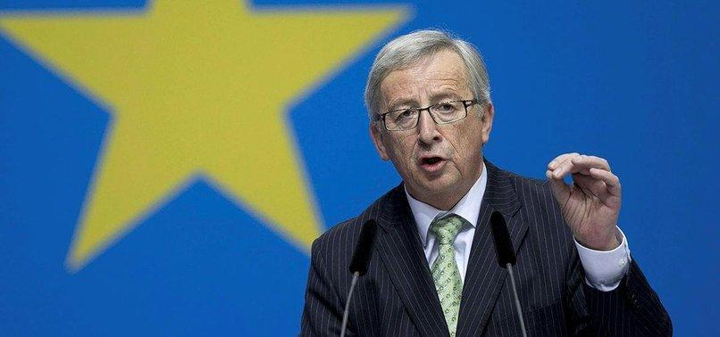 GERMAN COALITION DEAL BENEFICIAL FOR EUROPE - EUS JUNCKER