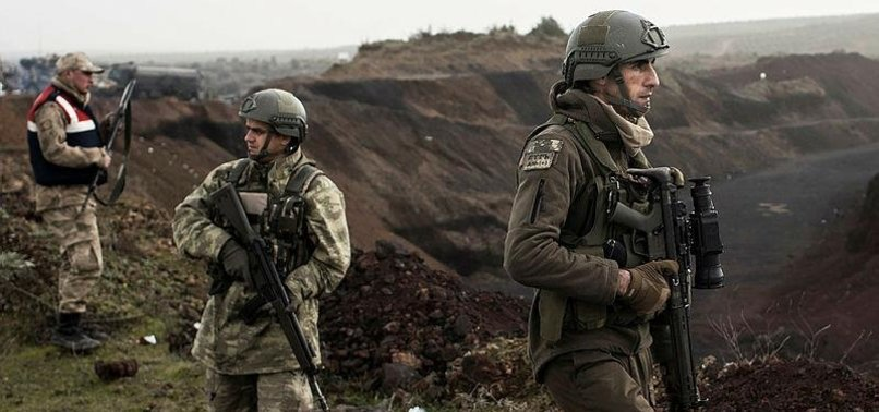 SENIOR PKK MEMBER CAPTURED ALIVE IN SE TURKEY