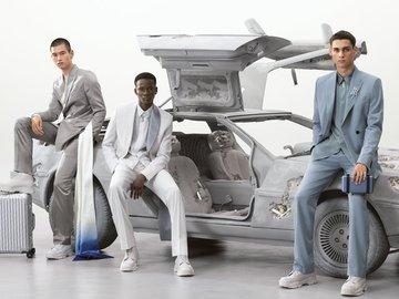 Dior Erkek Yaz 2020 koleksiyonu