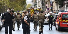 Terror probe opened after 2 stabbed in Paris; 2 arrests
