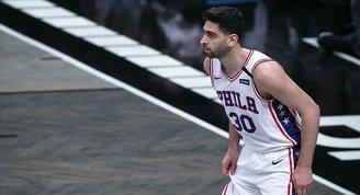 NBAde Furkan Korkmaz 76ersın galibiyetine 19 sayılık katkıda bulundu
