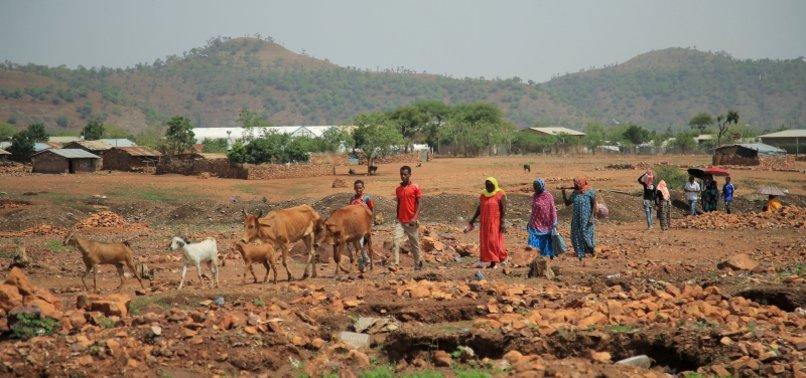 TIGRAY REBELS TAKE CONTROL OF UNESCO SITE LALIBELA: RESIDENTS