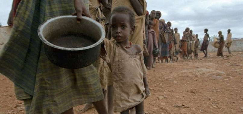 67,000 CHILDREN IN SUB-SAHARAN AFRICA MAY DIE HUNGRY