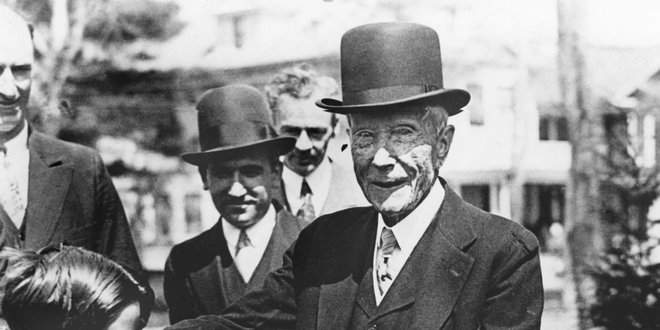 Tarihin En Nefret Edilen Aileleri Rockefeller Ve Rothschild