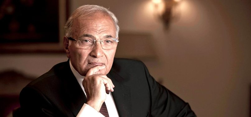 EGYPTIAN EX-PM AHMED SHAFIK SAYS WONT RUN FOR PRESIDENCY