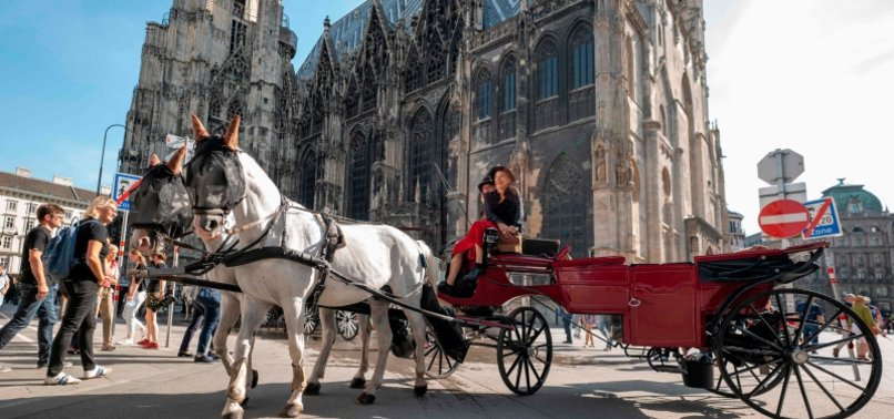 VIENNA TOURISM FEARS CATASTROPHE AS GERMANY ISSUES TRAVEL WARNING