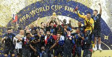 France tops FIFA's new ranking system